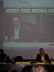 Cory Doctorow @ Meet the Media Guru